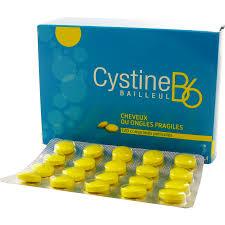 la cystine b6 zinc avis pour le corps