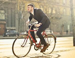 Le vélo cause des troubles de l'érection